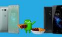 Android Pie onderweg naar Sony Xperia XZ Premium, XZ1 en XZ1 Compact