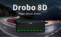 8-bay Drobo 8D direct-attached-storage met Thunderbolt 3