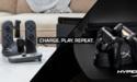 HyperX breidt zijn line-up gamingaccesoires uit met oplaadstations