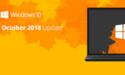 Microsoft: Windows 10-oktoberupdate volledig beschikbaar voor geavanceerde gebruikers