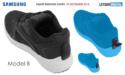 Samsung patenteert technologie voor slimme loopschoenen