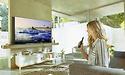 LG komt ook met OLED met ingebouwd audiosysteem in het scherm