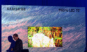 CES: Samsung demonstreert 75-inch microLED televisie