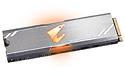 CES: Gigabyte rust Aorus RGB-SSD uit met verlichte heatspreader