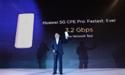 Huawei lanceert eerste commerciële 5G-router met eigen Balong 5000-chipset
