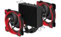 Arctic Freezer 34 cpu-koelers hebben semi-passieve fans, presteren 4 graden beter dan voorganger