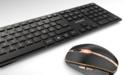 Cherry DW 9000 Slim onthuld: draadloze, slanke designer-set van muis en toetsenbord