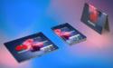Huawei toont teaser voor vouwbare smartphone op MWC, renders tonen het vermoedelijke toestel