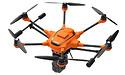 Yuneec voorziet H520-hexacopter van RTK-satellietnavigatie