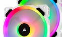 Corsair brengt volledig witte LL120 RGB-fans uit met hogere prestaties