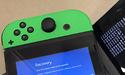 Windows 10 ARM geïnstalleerd op Nintendo Switch
