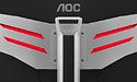 Nieuwe AOC Agon monitor met curve, AMD FreeSync en mva-paneel