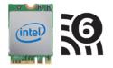 Intel lanceert AX200 Cyclone Peak WLAN-chip met ondersteuning voor Wi-Fi 6 (802.11ax)