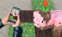 Microsoft toont teaser voor mobiele Minecraft AR-game, onthult het mogelijk al volgende week