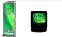 Render toont vouwbare Motorola Razr