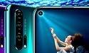 Honor presenteert nieuwe 20-serie met topmodel voor € 599