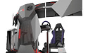 Computex: Cooler Master en GTR Simulator ontwikkelen co-branded racesimulator
