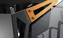Computex: FSP 'Open Air' behuizing gemaakt van glas en aluminium