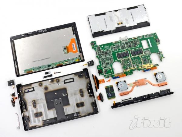 iFixit gaat met Surface Pro aan de slag