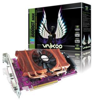 Vvikkoo levert standaard een VF-1000 koeler op zijn 8800GT 1GB