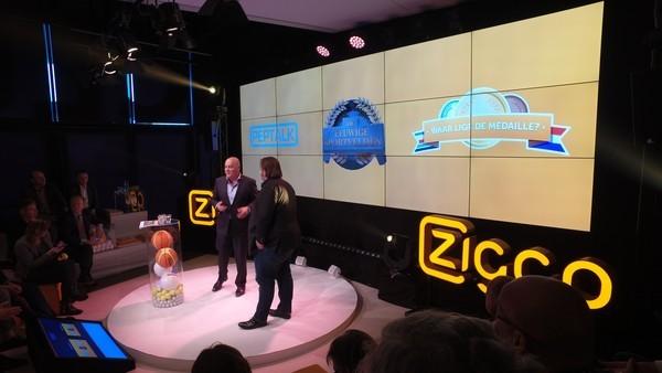 Ziggo start eigen sportkanaal en betaalzender Sport 1 ...
