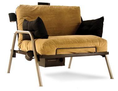 Hotseat flip luie stoel voor gamers for Luie stoel