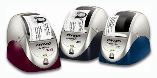 Eenvoudig labels printen met de vernieuwde dymo labelwriter for Dymo label templates for word