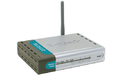 D-Link AirPlus G Wireless Router + USB print server