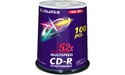 Fujifilm CD-R 52x 100pk Spindle