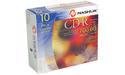 Nashua CD-R 52x 10pk Slim case