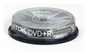 TDK DVD+R 16x 10pk Spindle