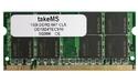 takeMS 1GB DDR2-667 CL5 Sodimm