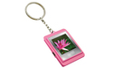 "Sweex 1.5"" Digital Photo Key Chain Pink"