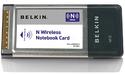 Belkin N Wireless Notebook Card