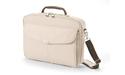 "Dicota MultiCompact Notebook Bag Beige 15.4"""