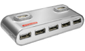 Sitecom USB 2.0 Hub 7-port