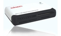 takeMS 64-in-1 SDHC Card Reader Black/White