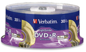 Verbatim DVD+R 16x 30pk Lightscribe Spindle