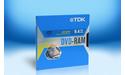 TDK DVD-RAM 3x 1pk