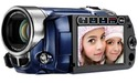 Canon FS100 Value Up kit Blue