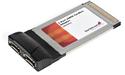 StarTech.com 2 Port eSATA Cardbus PC Card Adaptor