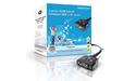 Conceptronic 2-Port USB Pocket KVM Switch with Audio