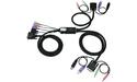 Aten 2-Port USB DVI KVM Switch with Audio
