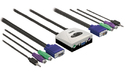 Sweex Compact KVM Switch with Audio 2-port PS/2