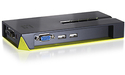 LevelOne 4-Port USB KVM Switch