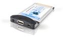 Conceptronic FireWire/USB2.0 PCMCIA Combo