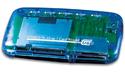 Gembird All-In-One Cardreader Blue