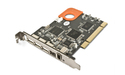 LaCie FireWire 400/800 & USB 2.0 PCI Card Design By Sismo