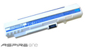Acer Battery for Acer Aspire One White 6-cell
