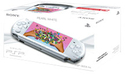 Sony PSP Slim & Lite White